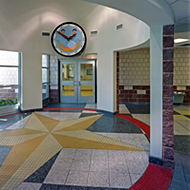The Donald Stewart Center for Early Childhood Education, Elizabeth, New Jersey.